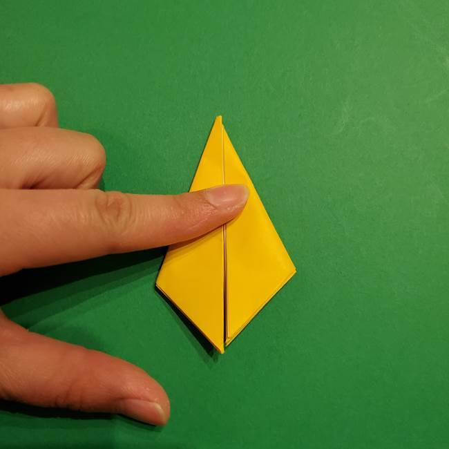 ミミッキュ 折り紙の折り方作り方2体(7)