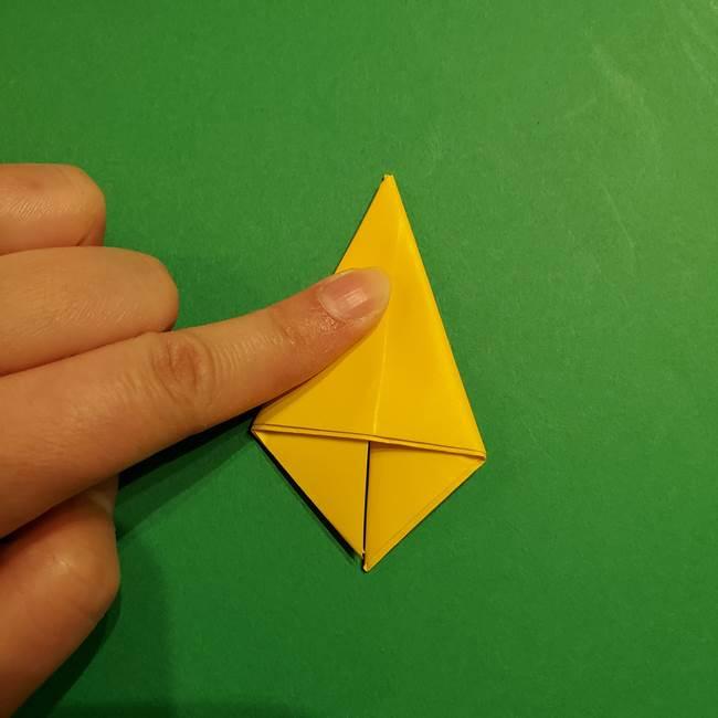 ミミッキュ 折り紙の折り方作り方2体(8)
