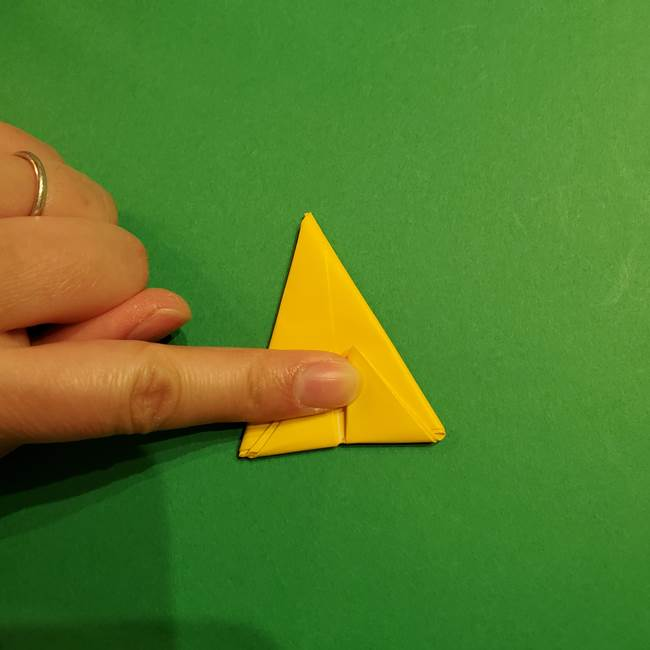ミミッキュ 折り紙の折り方作り方2体(9)