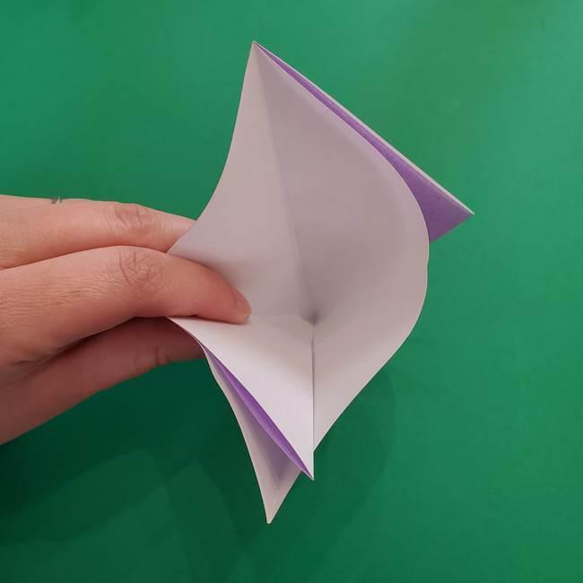 ミュウツーの折り紙の折り方作り方(10)