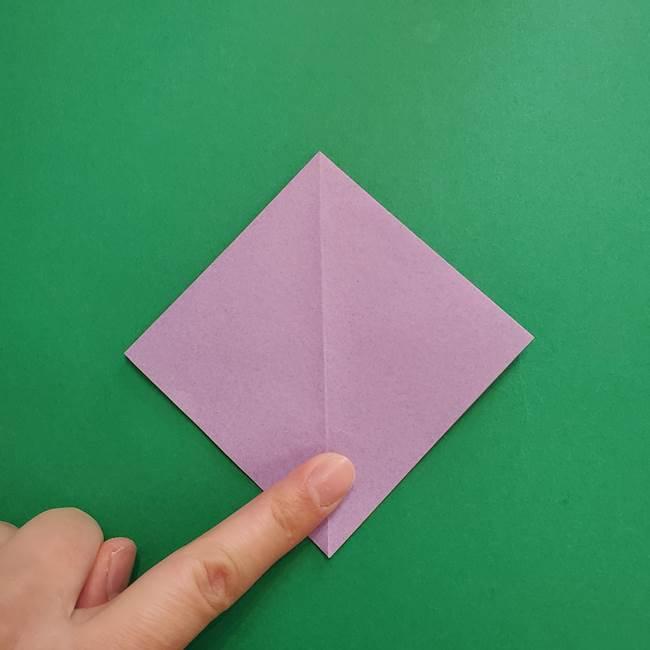 ミュウツーの折り紙の折り方作り方(11)