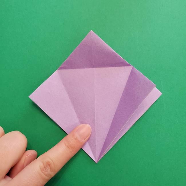 ミュウツーの折り紙の折り方作り方(14)