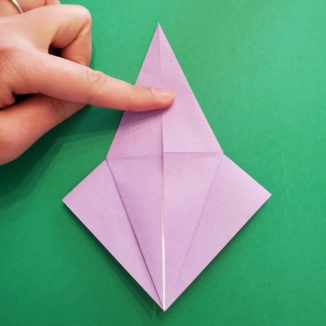 ミュウツーの折り紙の折り方作り方(16)