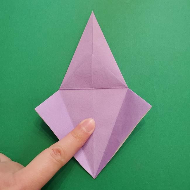 ミュウツーの折り紙の折り方作り方(19)