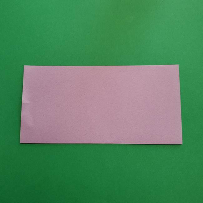 ミュウツーの折り紙の折り方作り方(2)