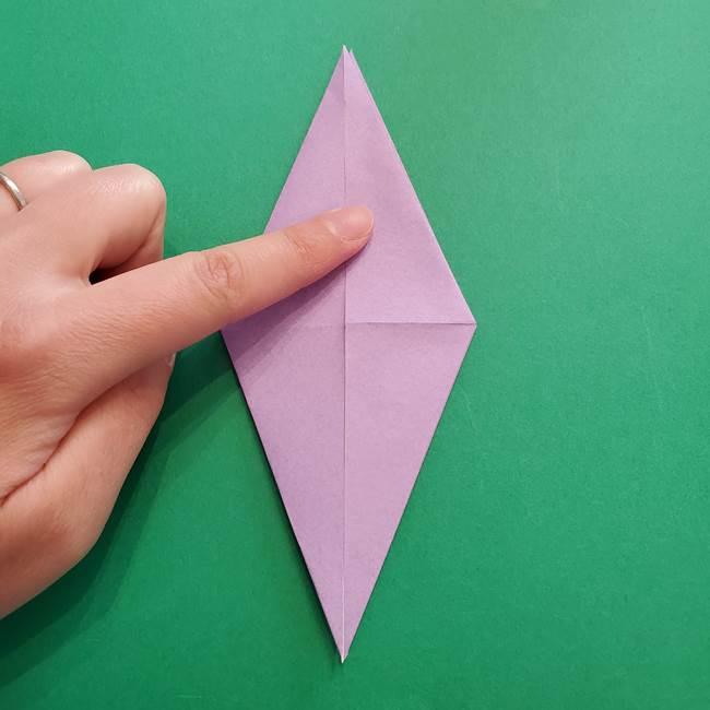 ミュウツーの折り紙の折り方作り方(20)