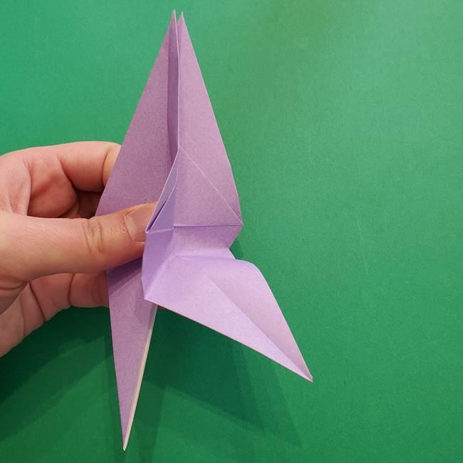 ミュウツーの折り紙の折り方作り方(22)