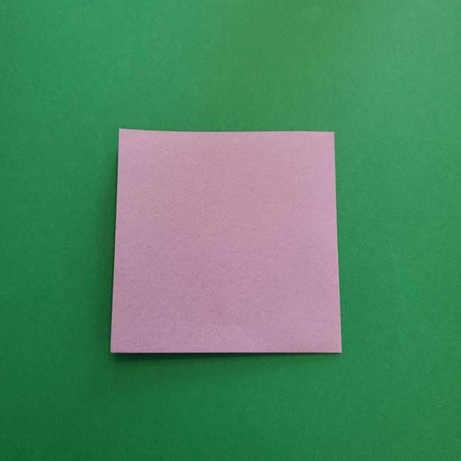 ミュウツーの折り紙の折り方作り方(3)