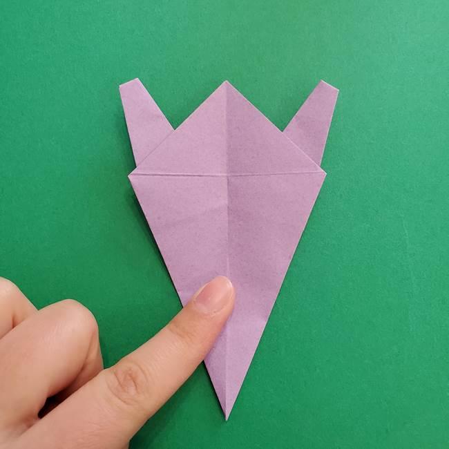 ミュウツーの折り紙の折り方作り方(31)