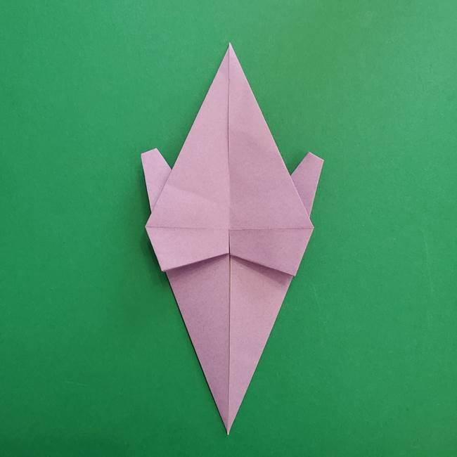 ミュウツーの折り紙の折り方作り方(32)