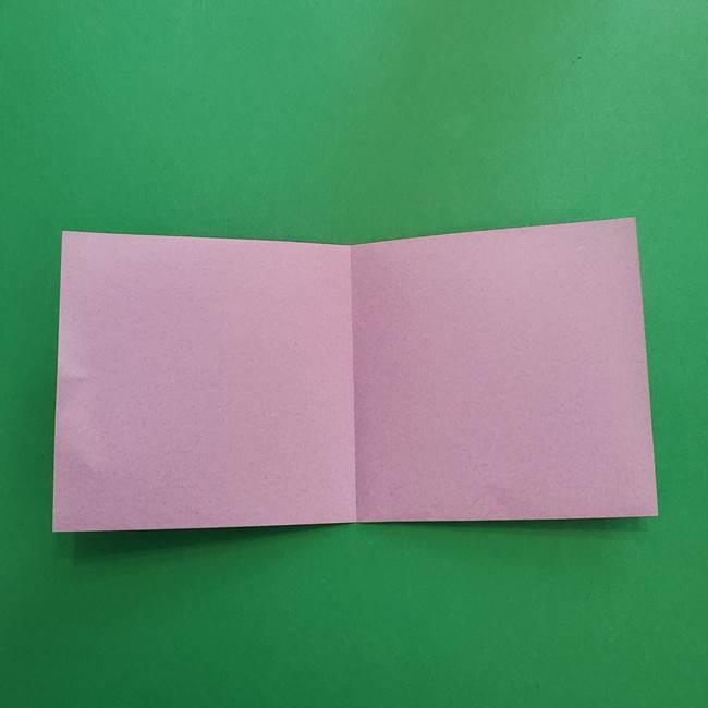 ミュウツーの折り紙の折り方作り方(4)