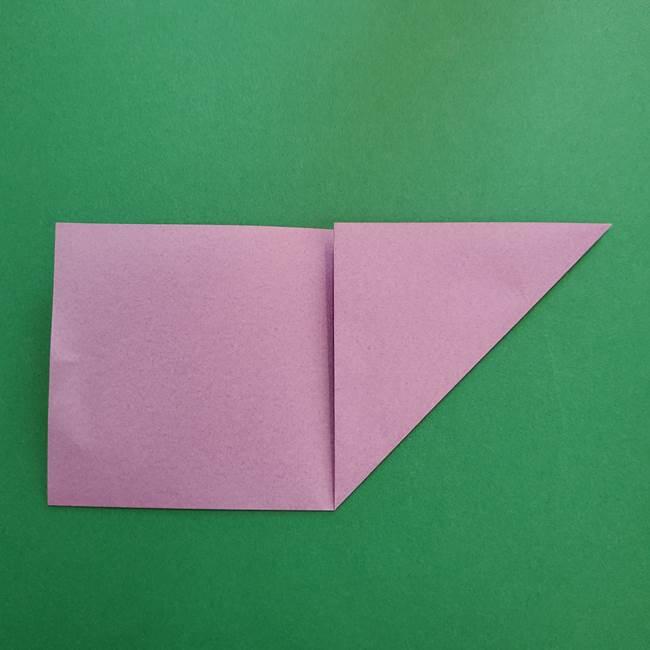 ミュウツーの折り紙の折り方作り方(5)