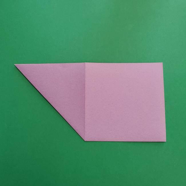 ミュウツーの折り紙の折り方作り方(6)