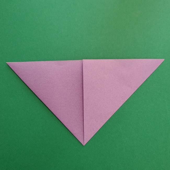 ミュウツーの折り紙の折り方作り方(7)
