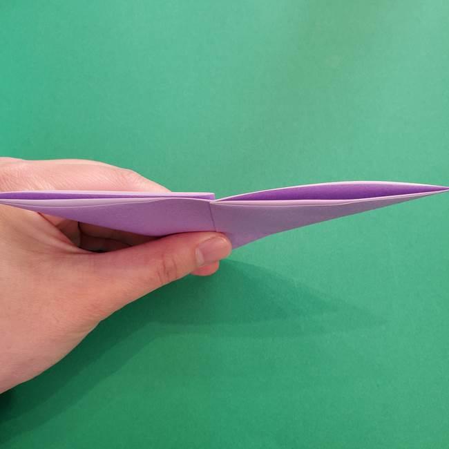 ミュウツーの折り紙の折り方作り方(8)
