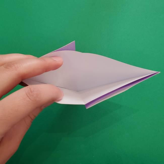 ミュウツーの折り紙の折り方作り方(9)