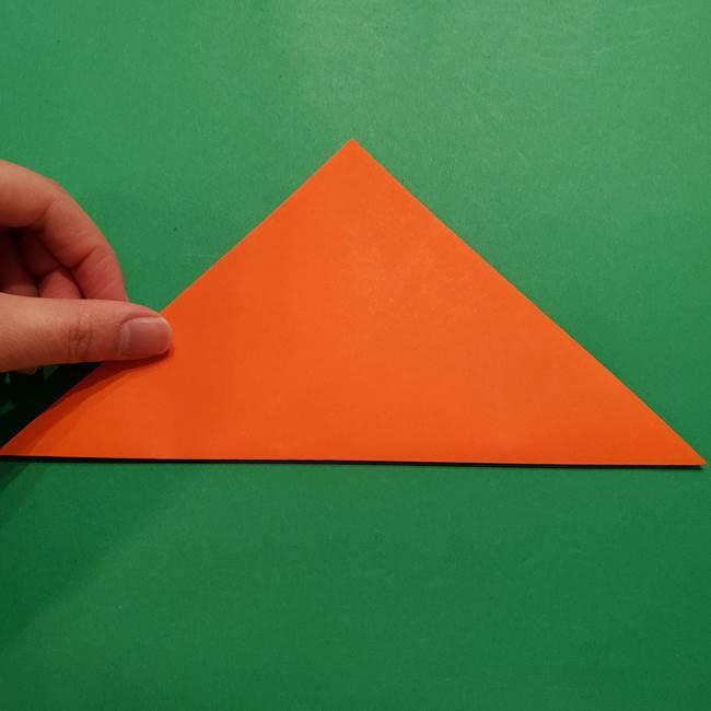 リザードンの折り紙の簡単な折り方・作り方(2)