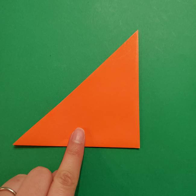 リザードンの折り紙の簡単な折り方・作り方(3)