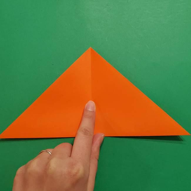 リザードンの折り紙の簡単な折り方・作り方(4)