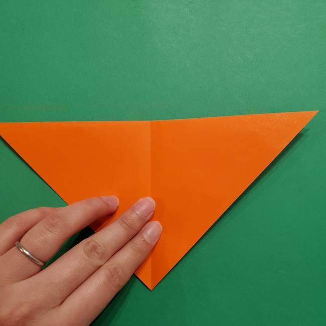 リザードンの折り紙の簡単な折り方・作り方(5)
