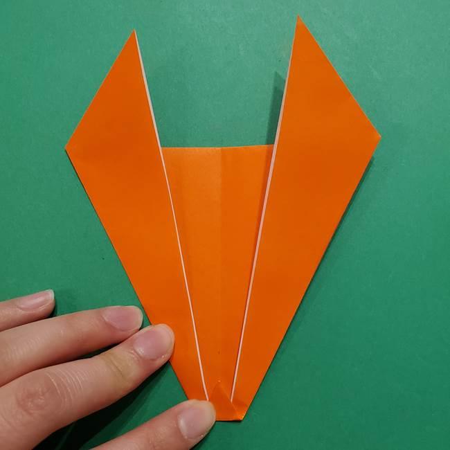 リザードンの折り紙の簡単な折り方・作り方(7)