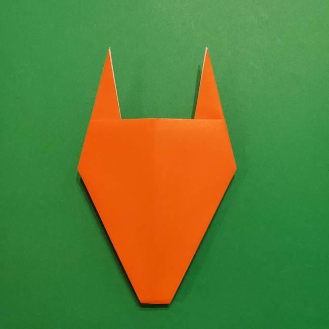 リザードンの折り紙の簡単な折り方・作り方(9)