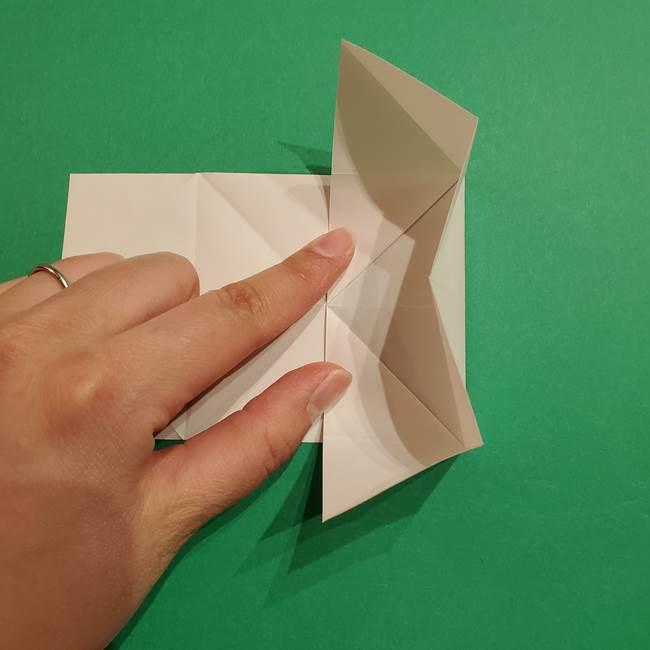 ルギアの折り方作り方(折り図)(13)