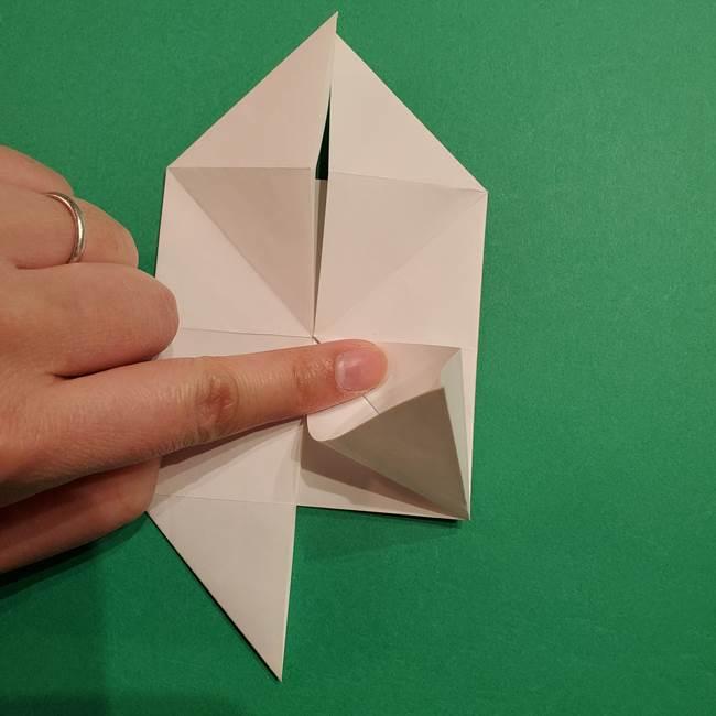 ルギアの折り方作り方(折り図)(16)