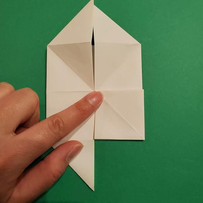 ルギアの折り方作り方(折り図)(17)