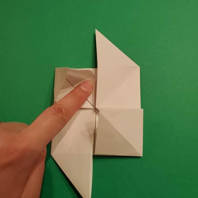 ルギアの折り方作り方(折り図)(18)