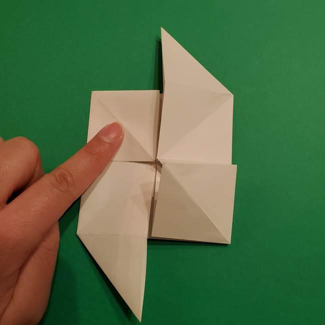 ルギアの折り方作り方(折り図)(19)