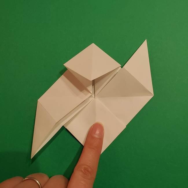 ルギアの折り方作り方(折り図)(20)