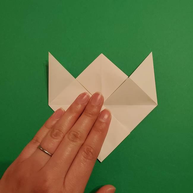 ルギアの折り方作り方(折り図)(21)