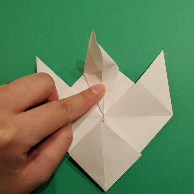 ルギアの折り方作り方(折り図)(23)