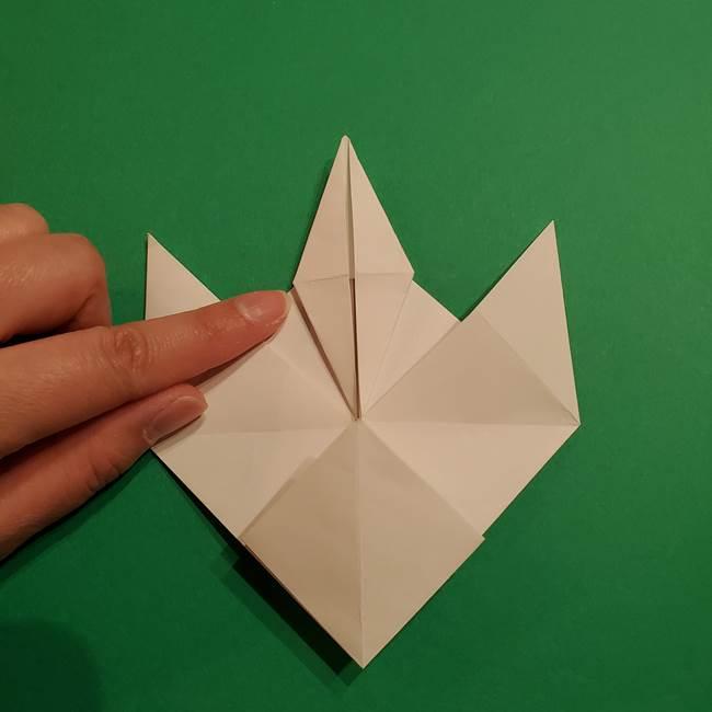 ルギアの折り方作り方(折り図)(24)