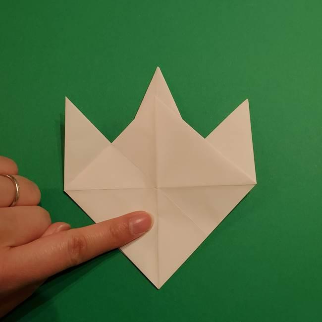 ルギアの折り方作り方(折り図)(25)