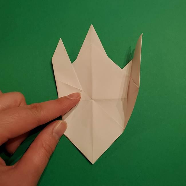 ルギアの折り方作り方(折り図)(26)