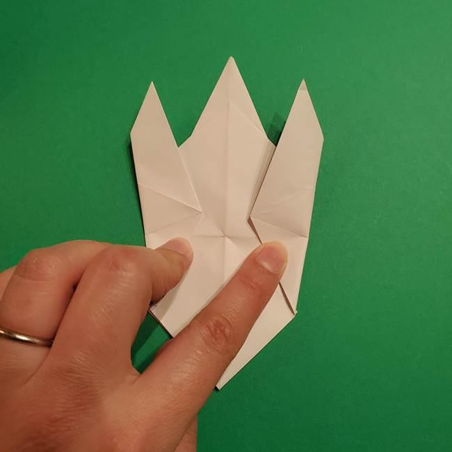 ルギアの折り方作り方(折り図)(27)