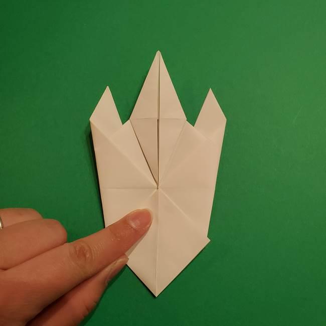 ルギアの折り方作り方(折り図)(28)