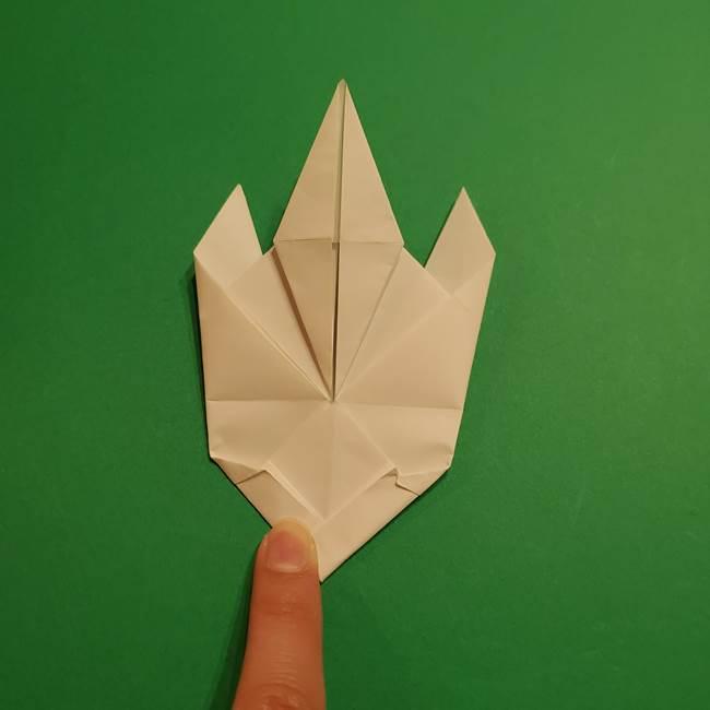 ルギアの折り方作り方(折り図)(30)