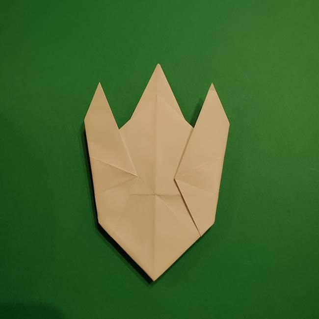ルギアの折り方作り方(折り図)(31)
