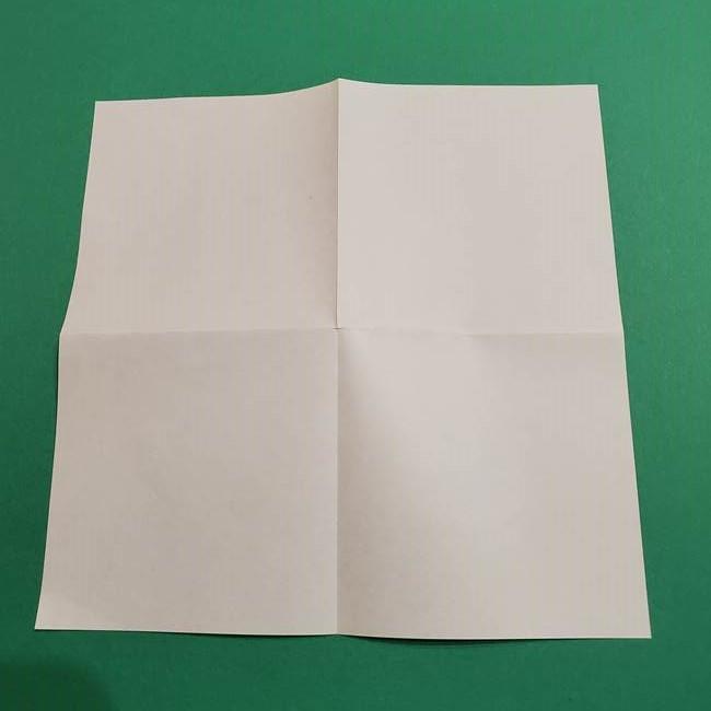 ルギアの折り方作り方(折り図)(4)