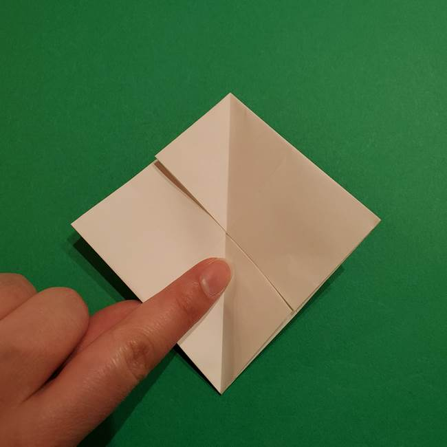 ルギアの折り方作り方(折り図)(9)