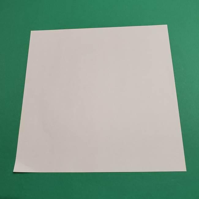 ルギアの折り紙は簡単♪用意するものは?(1)