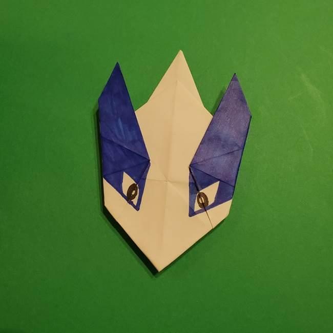 ルギアの折り紙 簡単な折り方作り方☆ポケモンキャラを折り図付きで紹介