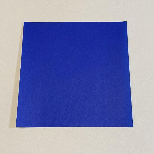 兜の箸袋の折り方作り方 (1)