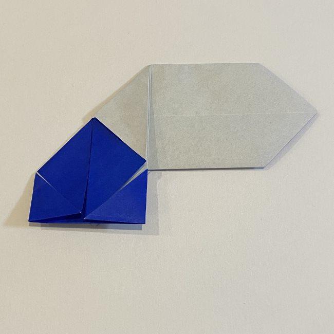 兜の箸袋の折り方作り方 (11)