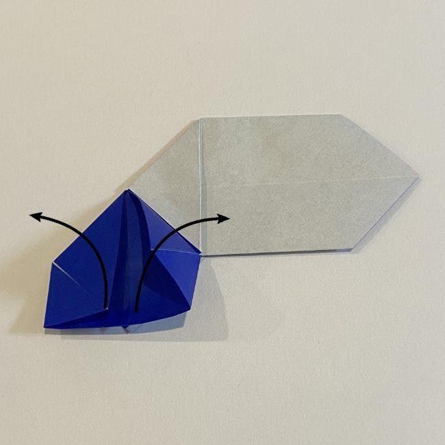 兜の箸袋の折り方作り方 (12)