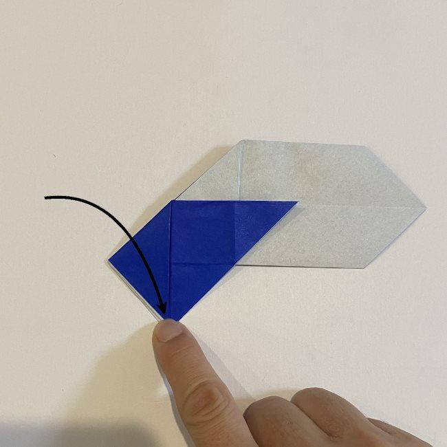 兜の箸袋の折り方作り方 (14)