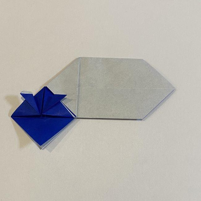 兜の箸袋の折り方作り方 (17)